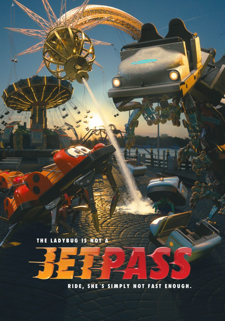 Jetpass poster